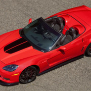 2012 C6 Corvette 427 centennial edition stripe graphic