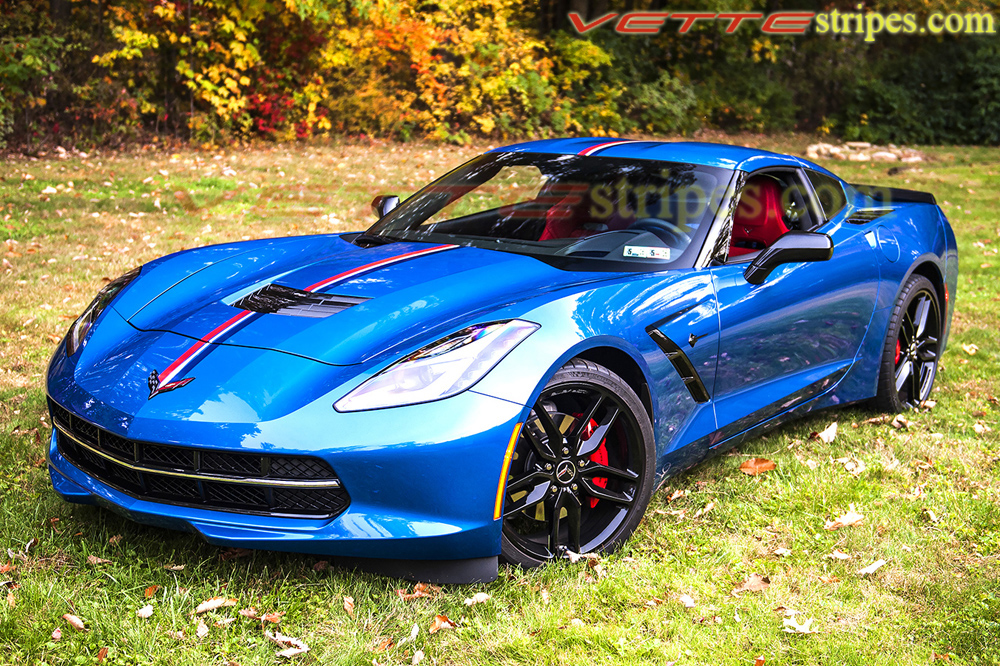 c7 stingray c7 z06 twilight edition stripes. Cars Review. Best American Auto & Cars Review