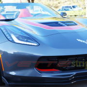 C7 chevrolet corvette grandsport Z06 grill enhancement