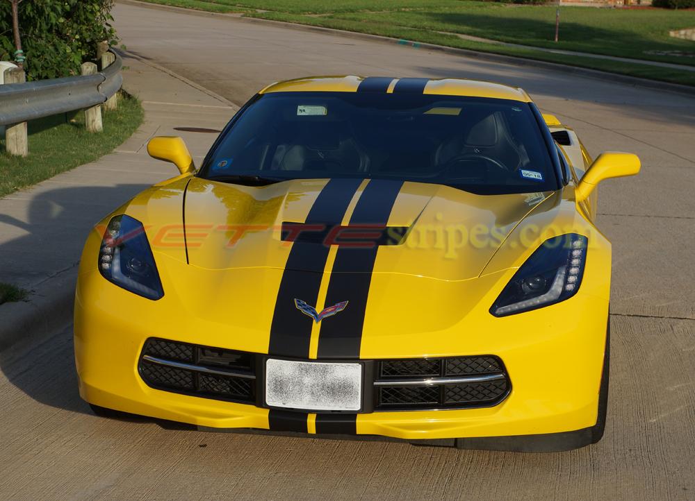 C6 Corvette Grand Sport >> C7 Corvette Stingray, Grand Sport, Z06 Full Body Racing 3 - VetteStripes.com